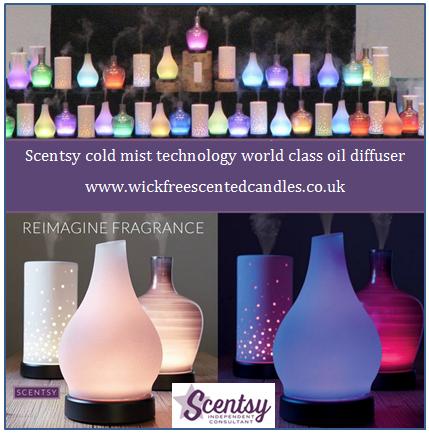 scentsys world class oil diffuser