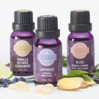 essential oil scentsy