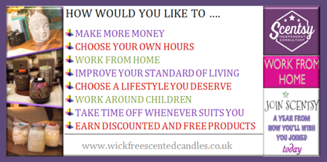 join scentsy as a consultant wickfreescentedcandles