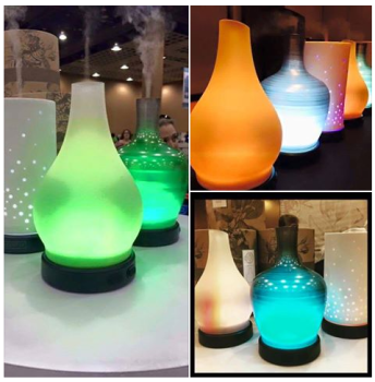 diffusers coloured Scentsy Wick Free Scented Candles