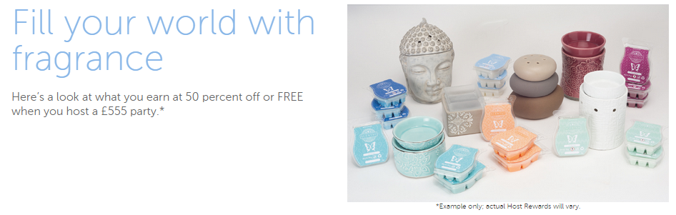 party wick free scented candles scentsy