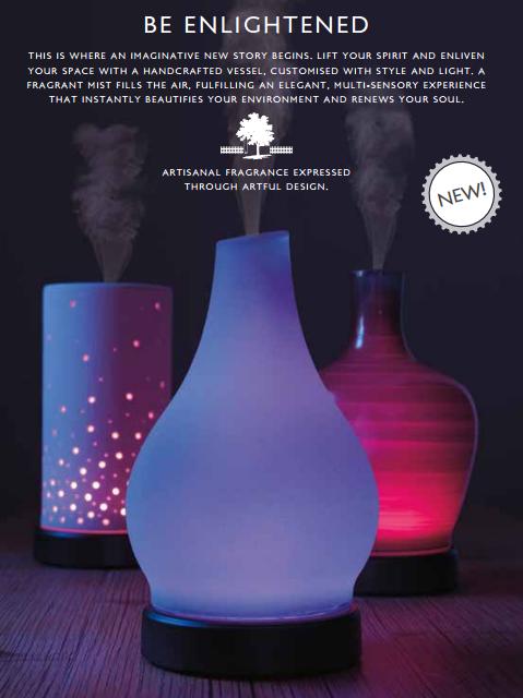 scentsy oil diffuser