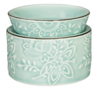 wickfree electric candle warmer scentsy isabella
