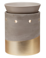 wickfree electric candle warmer scentsy urban luster