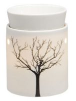 wickfree electric candle warmer scentsy tilia