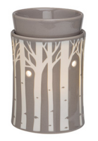 wickfree electric candle warmer scentsy aspen