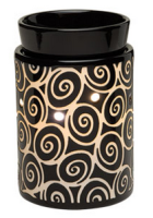 wickfree electric candle warmer scentsy whirls