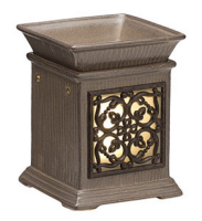 wickfree electric candle warmer scentsy jane