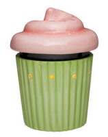wickfree electric candle warmer scentsy cupcake