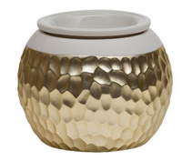 wickfree electric candle warmer scentsy goldsmith