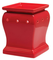 wickfree electric candle warmer scentsy flare