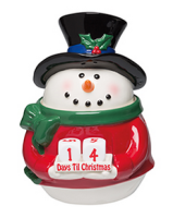 wickfree electric candle warmer scentsy snowman countdown