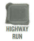 highway run wickfree scented candle bar scentsy
