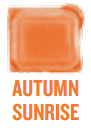 autumn sunrise wickfree scented candle bar scentsy