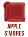 apple s more wickfree scented candle bar scentsy