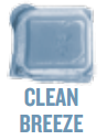 clean breeze wickfree scented candle bar scentsy
