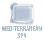 mediterranean spa wickfree scented candle bar scentsy
