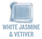white jasmine vetiver wickfree scented candle bar scentsy