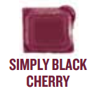 simply black cherry wickfree scented candle bar scentsy