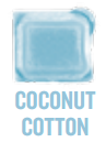 coconut cotton wickfree scented candle bar scentsy