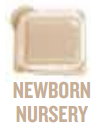 newborn nursery wickfree scented candle bar scentsy