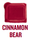 cinnamon bear wickfree scented candle bar scentsy