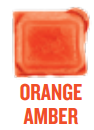 orange amber wickfree scented candle bar scentsy