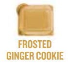 frosted ginger cookie wickfree scented candle bar scentsy