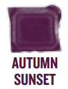 autumn sunset wickfree scented candle bar scentsy