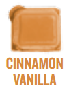 cinnamon vanilla wickfree scented candle bar scentsy