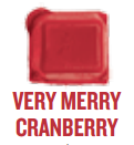 very merry cranberry wickfree scented candle bar scentsy