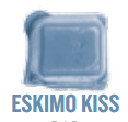 eskimo kiss wickfree scented candle bar scentsy