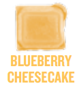 blueberry cheesecake wickfree scented candle bar scentsy