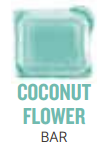 coconut flower wickfree scented candle bar scentsy