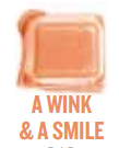 a wink and a smile wickfree scented candle bar scentsy