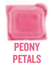peony petals wickfree scented candle bar scentsy