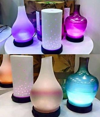 3 scentsy diffusers