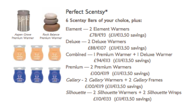 combine and save perfect scentsy
