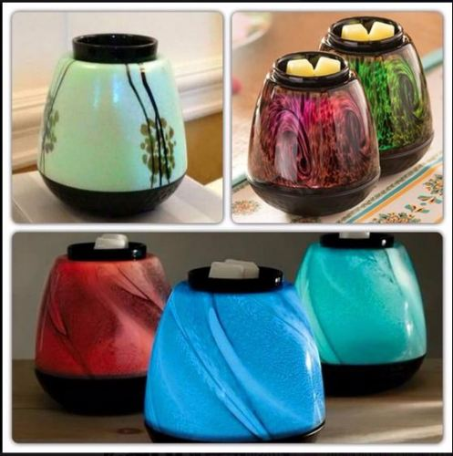 colour changing scentsy warmers