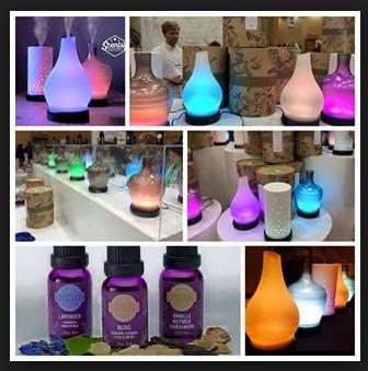 oil lamp scentsy diffuser