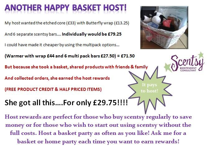 host scentsy
