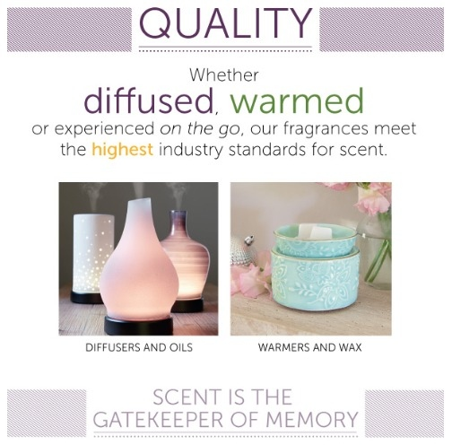 quality scentsy products
