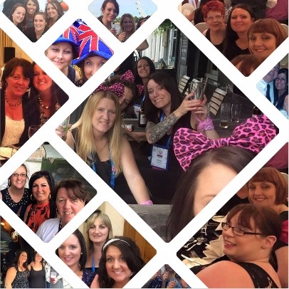 SCENTSY REUNION LONDON 2015