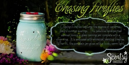 chasing fireflies scentsy