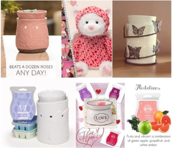 scentsy valentines ideas