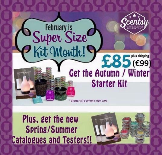 february supersize starter kit