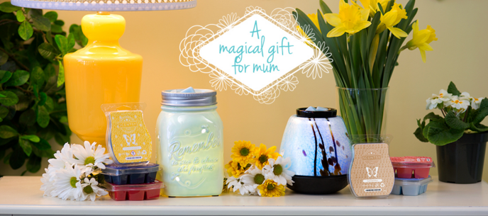 a special gift for mum scentsy