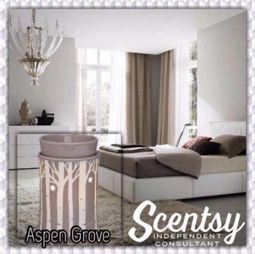aspen grove scentsy warmer