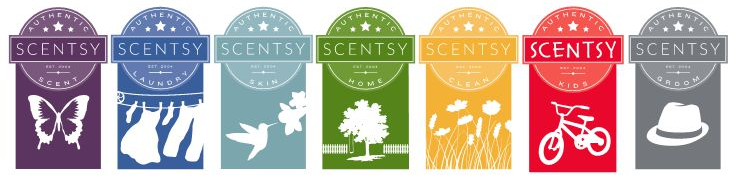 scentsy categories
