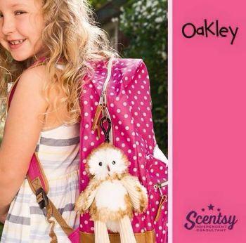 oakley scentsy buddy clip